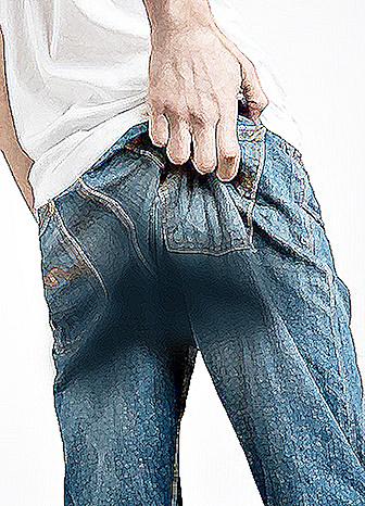 adult diaper leak